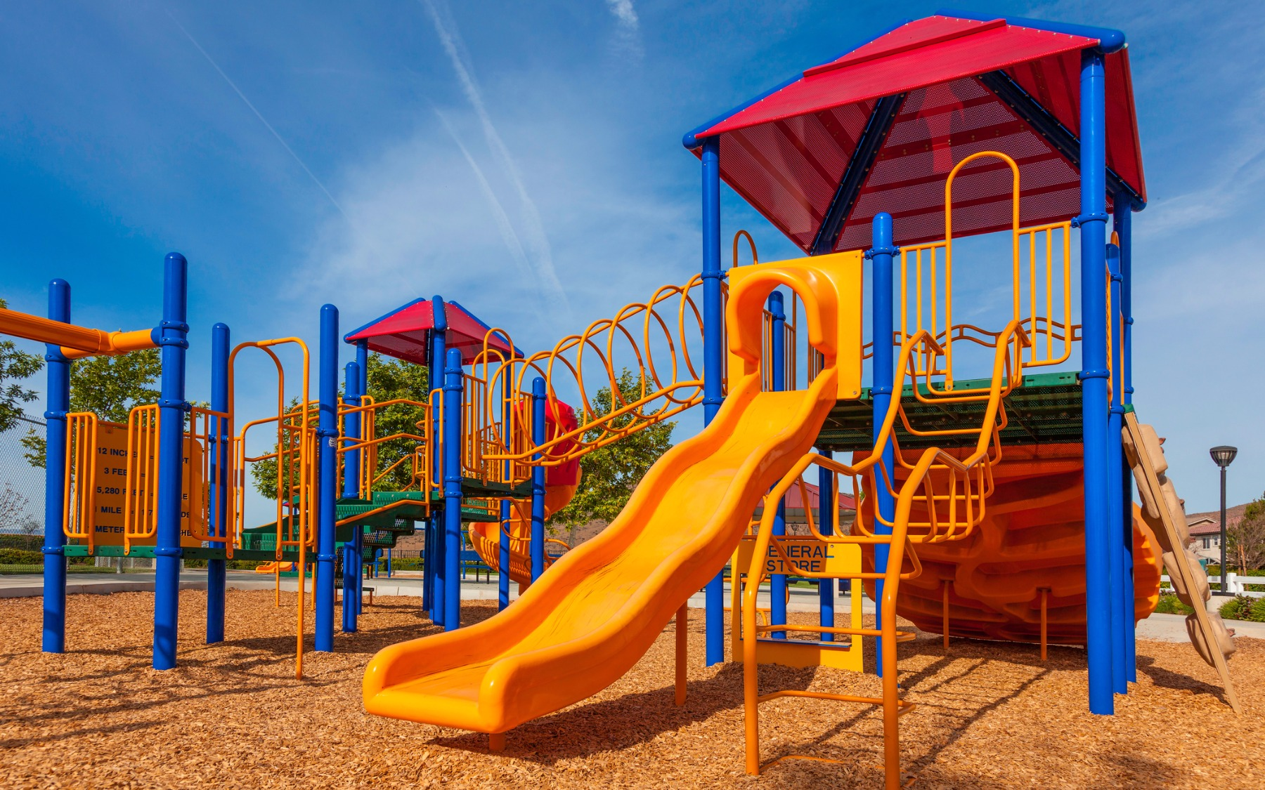 Using screw piles for a playground's foundation and other ways to use helical piles